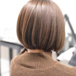 透明感のある髪色
